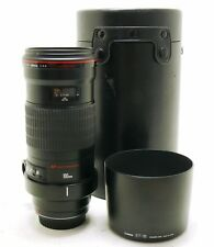 180 mm f/3.5 L Canon EF Macro Objectif USM pour EOS Comme neuf