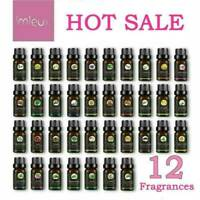 100% Pure & Natural Essential Oils Aromatherapy Therapeutic Grade Essential Oil