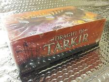 ITALIAN Magic MTG Dragons of Tarkir DTK Factory Sealed Booster Box The Gathering