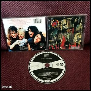 SLAYER REIGN IN BLOOD CD Album EXPANDED EDITION American Recordings
