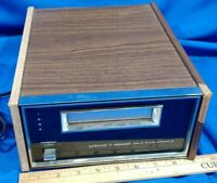 Craig Pioneer 8 TRACK TAPE PLAYER  MODEL 3207 VTG JAPAN Component Stand Alone