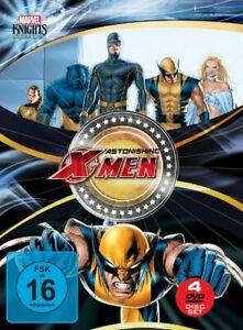 Astonishing X-Men (Marvel Knights) DVD BOX / NEU
