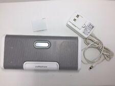 Portable White Altec Lansing InMotion im5 Speaker iPod 30 pin Dock w Bluetooth!