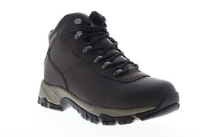 Hi-Tec Altitude V I Wp 52048 Mens Brown Leather Lace Up Hiking Boots 7.5