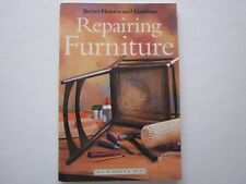 REPAIRING FURNITURE ( OLD and ANTIQUE ) - WOODWORK - BETTER HOMES AND GARDENS
