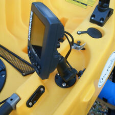 """RAM-B-101-LO11 1.0"""" Dble BL Mnt for Lowrance Mrk 4/5, Elite 3/4/5 and Elite-Ti 5"""