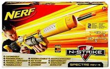 Brand New NERF N-Strike SPECTRE REV-5 Dart BLASTER Rare
