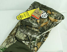 Magellan Youth Mesa Softshell Pant Real Tree Edge Camo Hunt Sz XS Scent Control