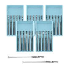 New Listing5 Kits Dental 557 Fgos Surgical Carbide Burs 25mm Length Fg 557xl