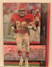 1994 UPPER DECK FUTURE ALL PRO HOLOGRAM GREG HILL CHIEFS     WM8