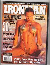 IRONMAN bodybuilding muscle SWIMSUIT magazine/TIMEA MAJOROVA 2-01