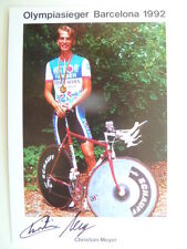 Christian Meyer (GER) – Radsport, Olympiasieger