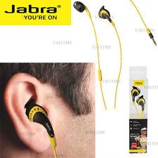 Jabra Active con cable Deporte Auriculares intraurales en Micrófono Remoto Negro Amarillo