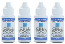 4-PACK Original CELLFOOD Oxygen Mineral Supplement