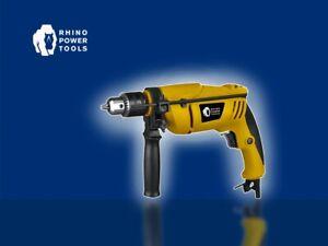 Rhino Power Tools Drill 710w Impact/Hammer X 10
