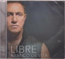 Libre by Franco De Vita (CD NEW , Oct-2016, Sony Music) SEALED !