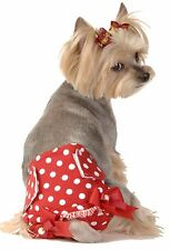 MAX'S CLOSET PET DOG CLOTHING FANCY PANTS DOG DIAPER COVERS SMALL DOG NEW XS-L
