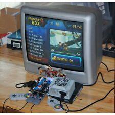 Supergun Progamer Arcade Jamma - Autofire Voltmeter Included