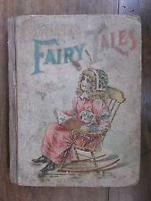 Favorite Fairy Tales ~ WB Conkey Company