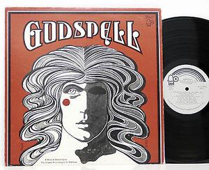 Godspell        A Musical       +  Book       Bell      NM # E