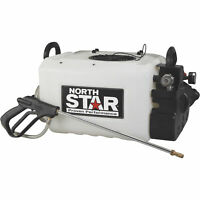 NorthStar Spot Sprayer 10-Gallon Capacity, 1.1 GPM, 12 Volt