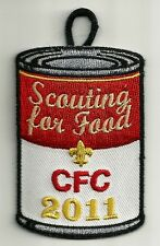BSA Central Florida Council 2011 Scouting for Food Patch V9