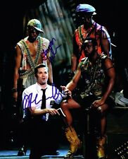 Andrew Rannells and Cast SIGNED  Book of Mormon 8x10 Photo COA