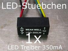 LED DC/DC Konstantstromquelle 350mA, LDD-350 LW, LED-Treiber step-down