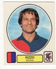 figurina CALCIATORI PANINI 1977/78 NEW numero 104 GENOA RIZZO