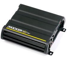 Kicker Cx600.1 Car Stereo Cx Class D Mono 1200 Watt Subwoofer Amp Sub Amplifier