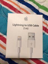 OEM Genuine Apple Lightning to USB Cable 1M 3FT