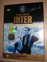 DVD=LA GRANDE STORIA DELL'INTER=1908-1959=VOLUME 1=SIGILLATO