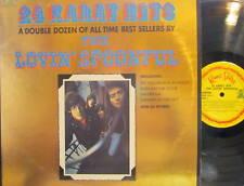 Lovin' Spoonful - 24 Karat Hits  (Kama Sutra KLPS-750-2) (2 LP set) gatefold