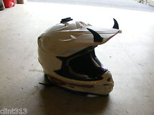 motorcycle dirt bike atv helmet 3M peel stick rubber shark fins mohawks helmets