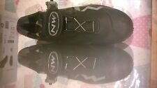 Northwave Carbon Road Cycling shoes Speedplay adaptors. 43  8 1/2  9 bundle