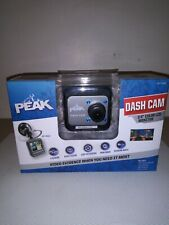 "PEAK DASH CAM PKCOVER 2.4"" Color LCD Monitor New Video Evidence V"