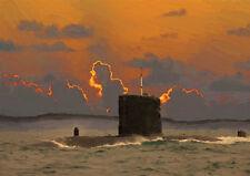 HMCS VICTORIA - LIMITED EDITION ART (25)