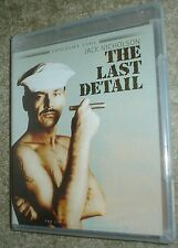 THE LAST DETAIL LIMITED EDITION TWILIGHT TIME BLU-RAY, NEW & SEALED, NICHOLSON