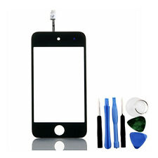 Touch Screen Digitizer Display Glass Black For iPod Touch 4 4th Gen + Free Tools