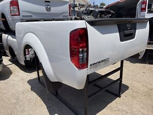 NISSAN FRONTIER TRUCK BED 6' TAKEOFF PICKUP BOX