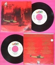 LP 45 7'' ALPHAVILLE Jet set Golden Feeling 1985 italy WEA 24 91267 no cd mc dvd