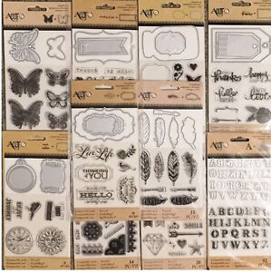 ART C - STAMP & CUT Lot to choose from