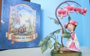 Käthe Wohlfahrt-Kindertraum- Lim. Edition- Zauber der Natur- Tränendes Herz 2003