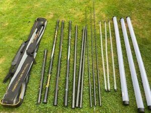 browning black magic 12.5m fishing pole