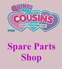 Vintage 1990's Tyco Toys ~ Quints Cousin's ~ SPARE PARTS SHOP ~ Choose your Item