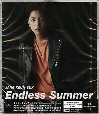 JANG KEUN-SUK-ENDLESSSUMMER / GOING CRAZY (TYPE-D)-JAPAN CD Ltd/Ed C15