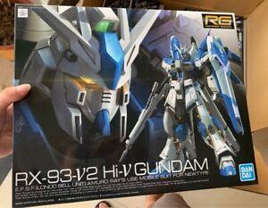 Bandai RG 1/144 Hi Nu Gundam