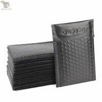 Black Poly Bubble Padded Shipping Mailers #000 #00 #0 #CD #1 #2 #3 #4 #5 #6 #7