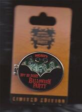 Disney 2011 Not So Scary Halloween Party Hitchhiking Ghosts Hinged LE 3000 Pin