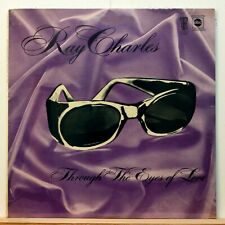 """RAY CHARLES  """"THROUGH THE EYES OF LOVE""""  *SEALED LP*"""